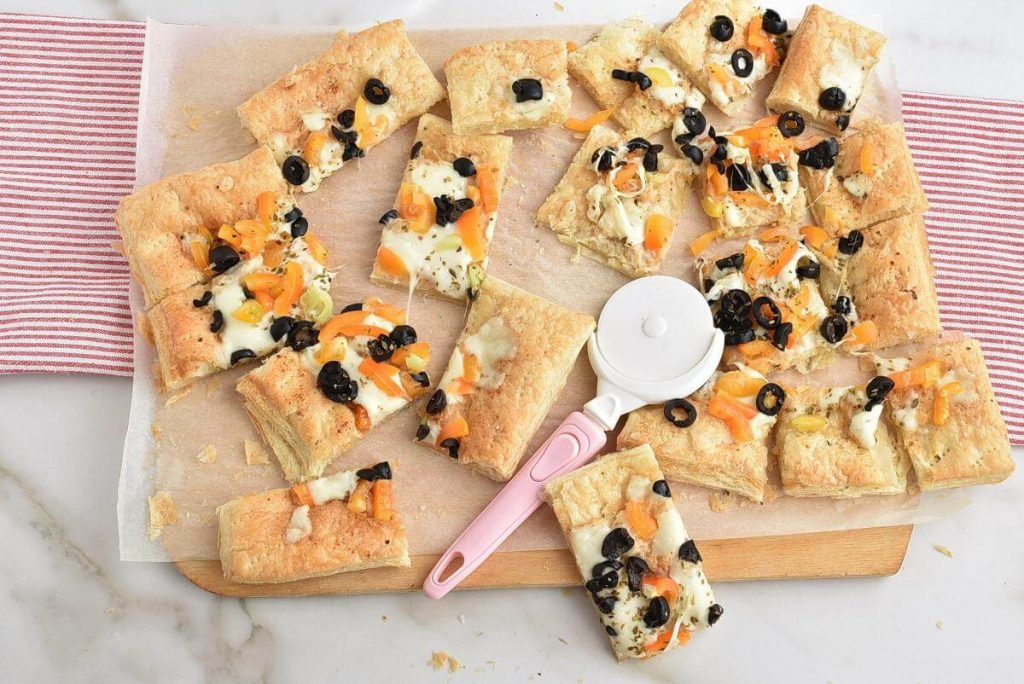 White Pizza Appetizers recipe - step 6