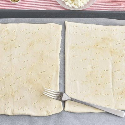 White Pizza Appetizers recipe - step 2