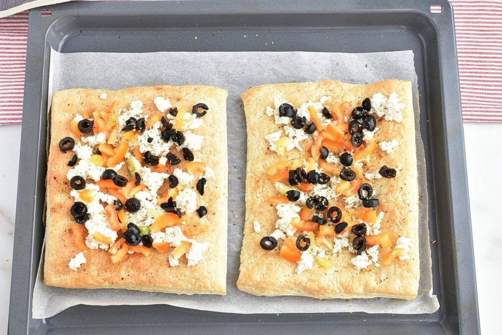 White Pizza Appetizers recipe - step 4