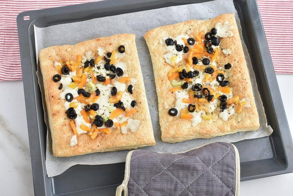 White Pizza Appetizers recipe - step 5