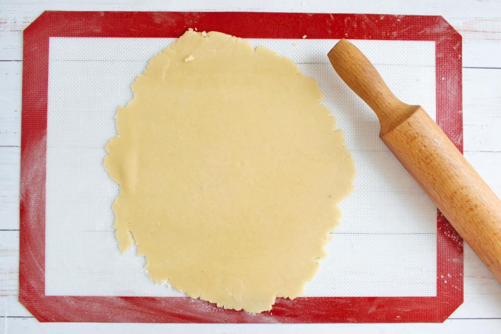 Zucchini and Goat Cheese Galettes recipe - step 5