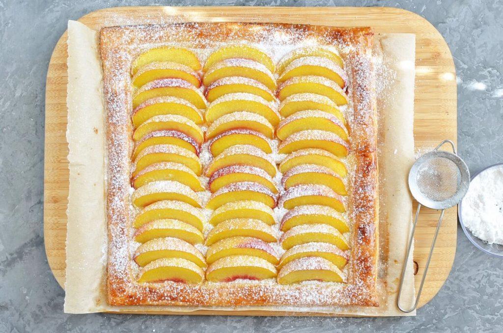 5-Ingredient Peach Tart recipe - step 7