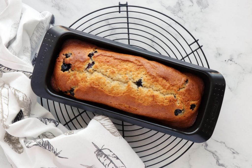 The Best Blueberry Bread recipe - step 6