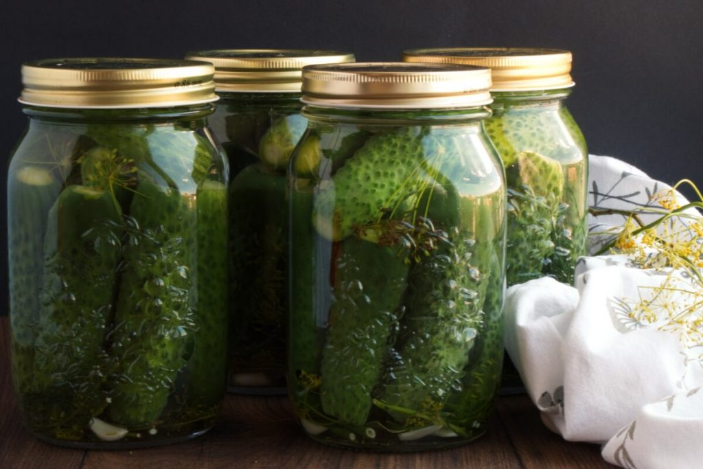 Best Canned Dill Pickle recipe - step 5