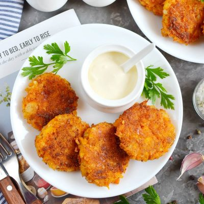 Cheesy Carrot Fritters Recipe-How To Make Cheesy Carrot Fritters-Delicious Cheesy Carrot Fritters