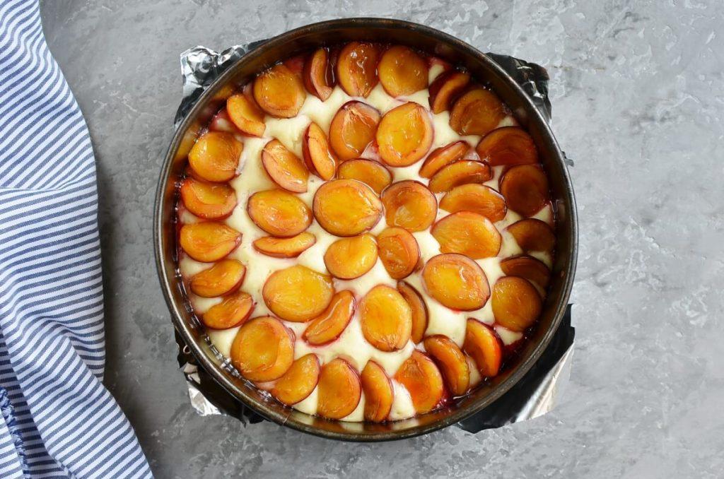 Damson Plum Crumble Cake recipe - step 7