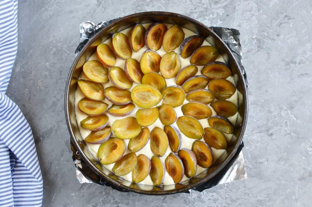 Damson Plum Crumble Cake recipe - step 6