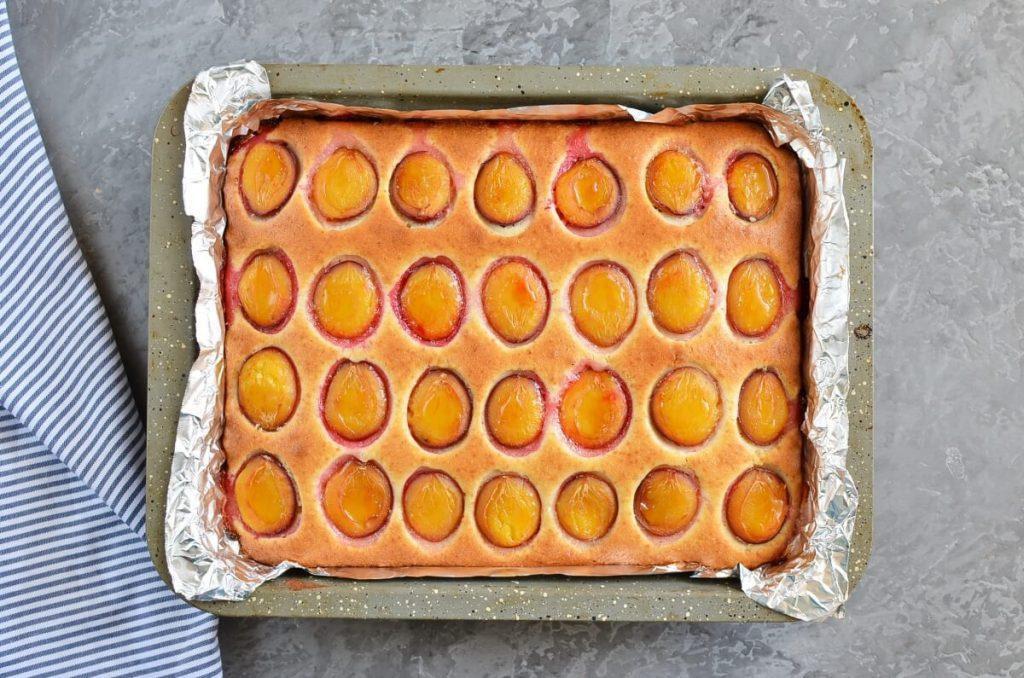French Coffee Plum Cake recipe - step 7