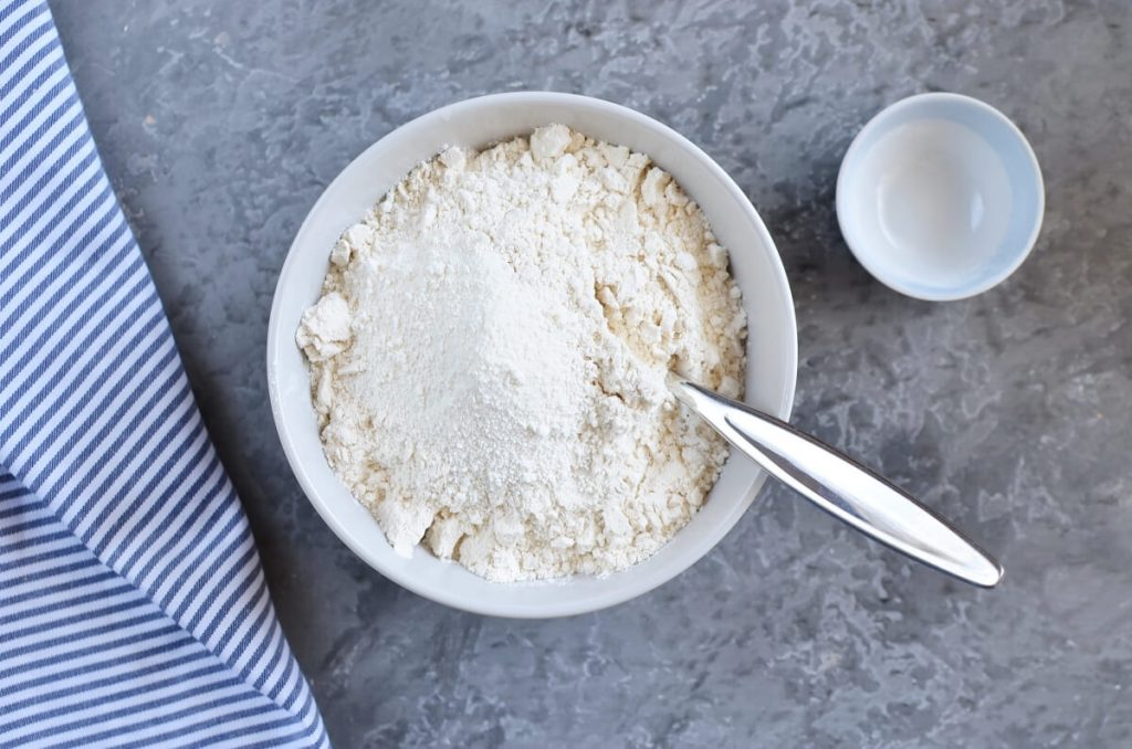 French Coffee Plum Cake recipe - step 4