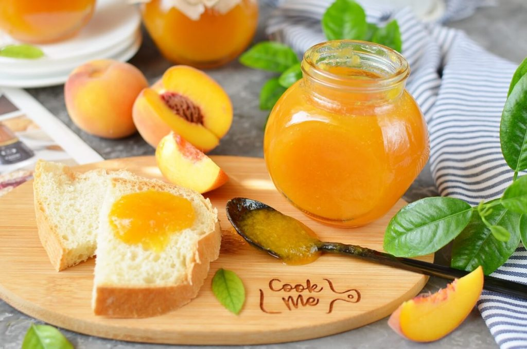 How to serve Homemade Canned Peach Butter