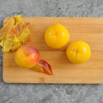 Homemade Canned Peach Butter recipe - step 2
