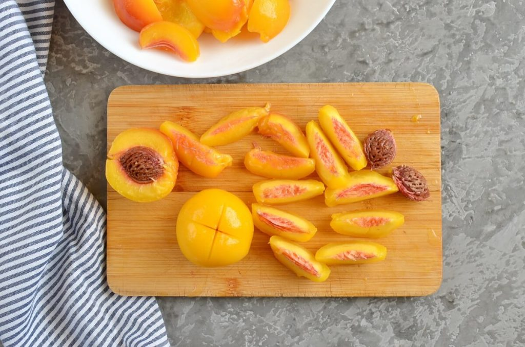 Homemade Canned Peach Butter recipe - step 3