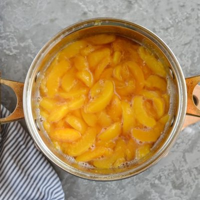Homemade Canned Peach Butter recipe - step 4