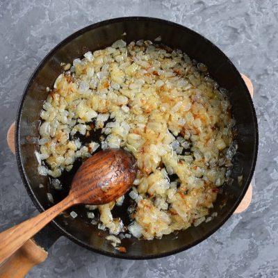 Homemade Onion Bread recipe - step 1