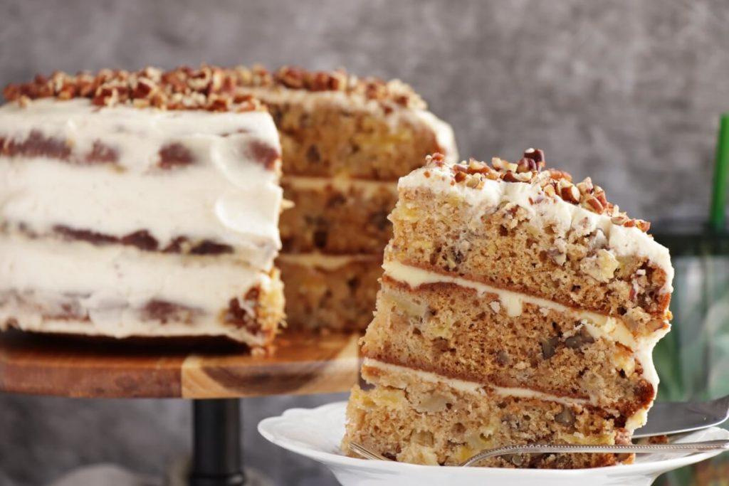 How to serve Hummingbird Cake