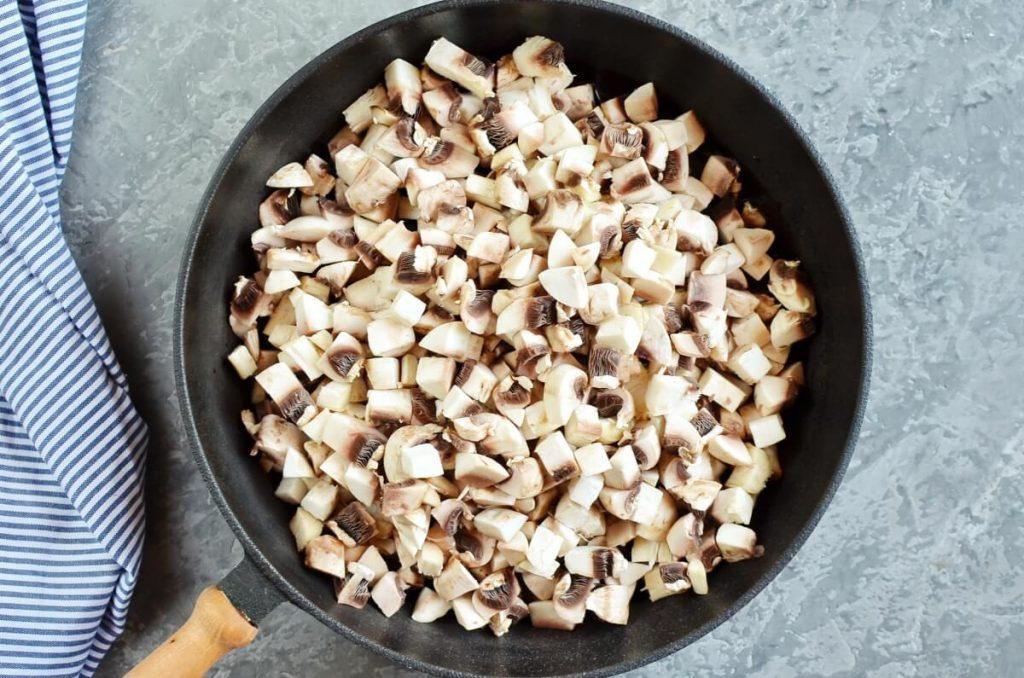 Mushroom Pie recipe - step 1