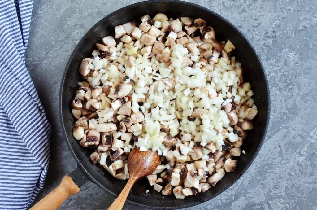 Mushroom Pie recipe - step 2