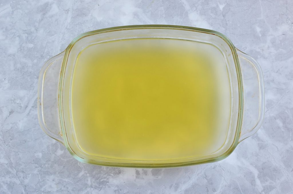 Naturally Sweetened Homemade Lemon Jello recipe - step 6