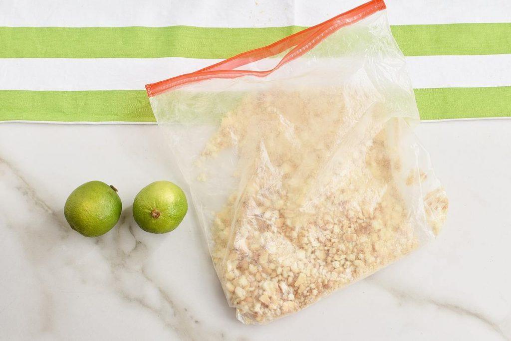No Bake Key Lime Pie in a Jar recipe - step 1