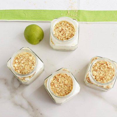 No Bake Key Lime Pie in a Jar recipe - step 5