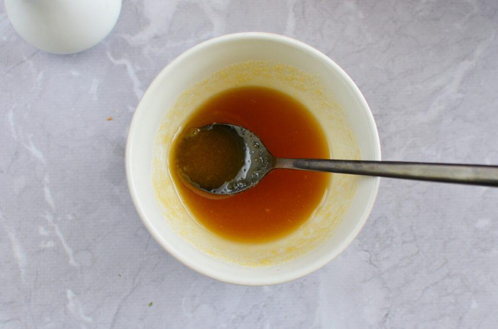 Peach Bruschetta recipe - step 4