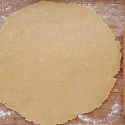 Fresh Peach Crostata recipe - step 4