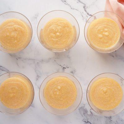 Peach Mousse recipe - step 5