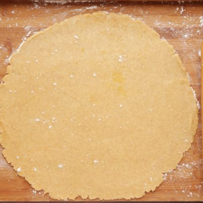 Pear and Blue Cheese Savory Galette recipe - step 5