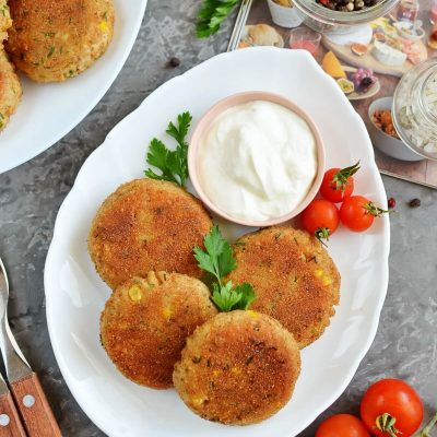 Potato Tuna Patties Recipe-How To Make Potato Tuna Patties-Delicious Potato Tuna Patties