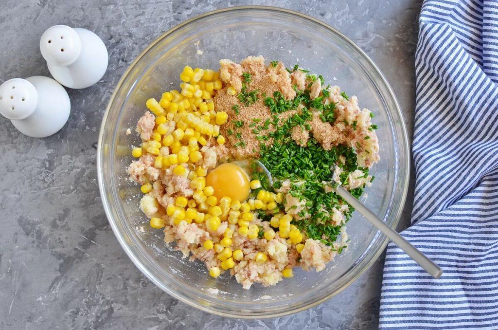 Potato and Tuna Patties recipe - step 3