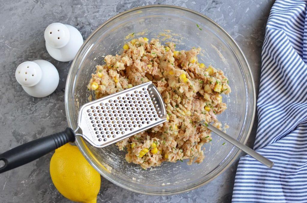 Potato and Tuna Patties recipe - step 4