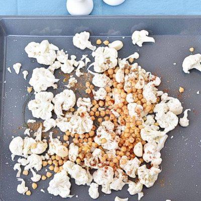 Roasted Cauliflower & Chickpea Soup recipe - step 2