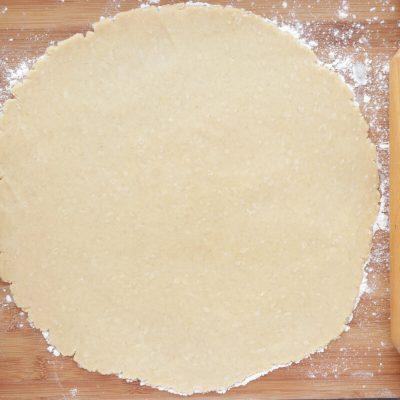 Rustic Roasted Vegetable Tart recipe - step 4