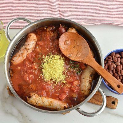 Sausage & Bean Casserole recipe - step 5