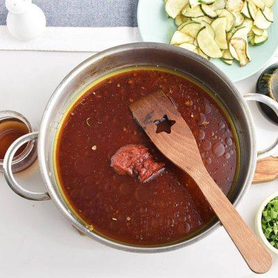 Thai Zucchini Noodles recipe - step 3