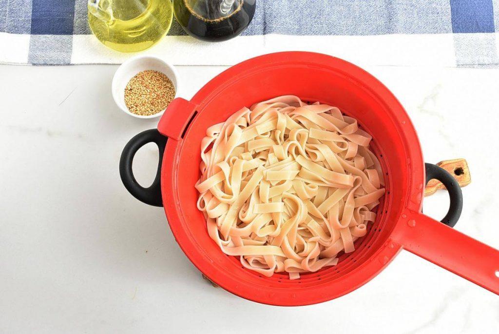 Thai Zucchini Noodles recipe - step 1