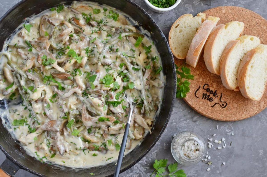 'Chicken' Supreme Recipe-How To Make 'Chicken' Supreme-Delicious 'Chicken' Supreme