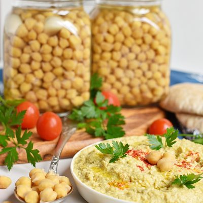 Canning chickpeas Recipe–Homemade Canning chickpeas–Easy Canning chickpeas