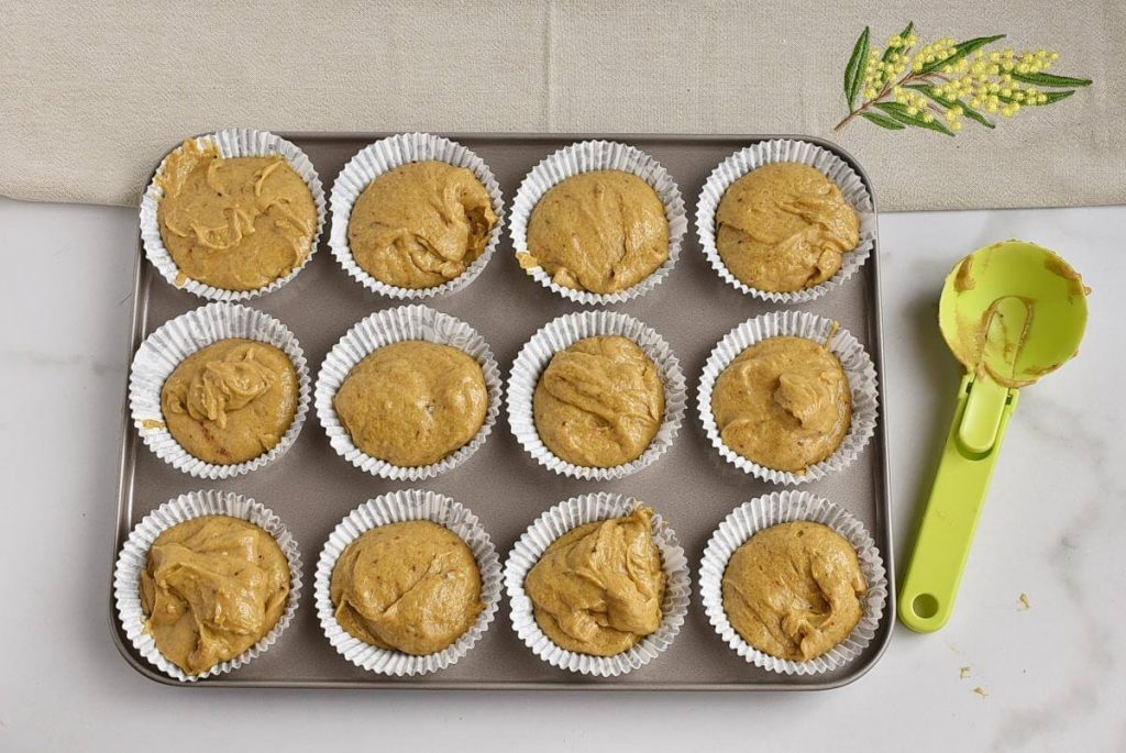 Best Ever Pumpkin Muffins recipe - step 5