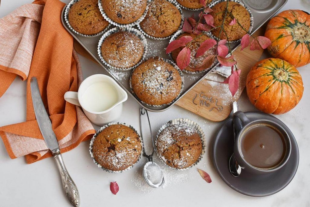 How to serve Best Ever Pumpkin Muffins