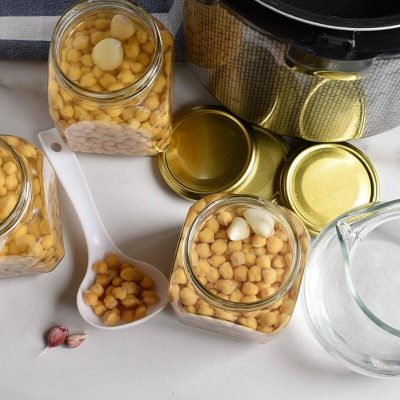 Canning Chickpeas recipe - step 3