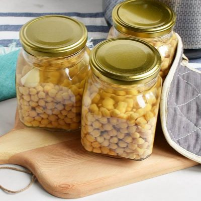 How to serve Canning Chickpeas