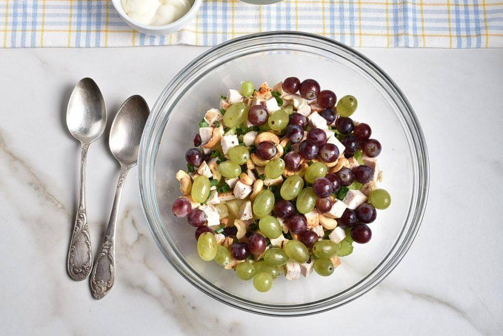 Cashew-Chicken Rotini Salad recipe - step 2
