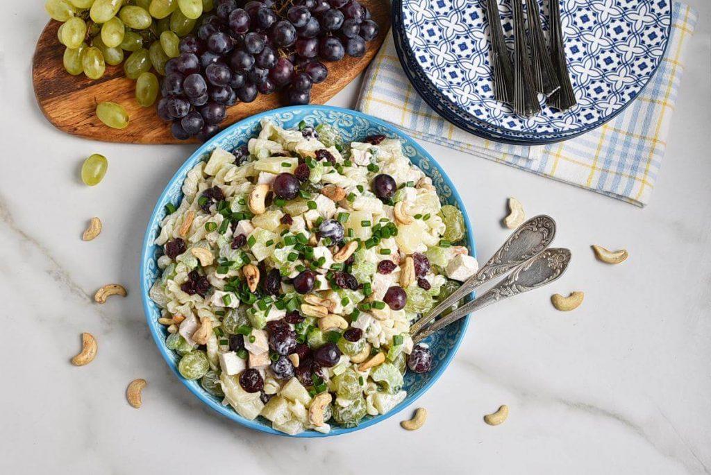 How to serve Cashew-Chicken Rotini Salad