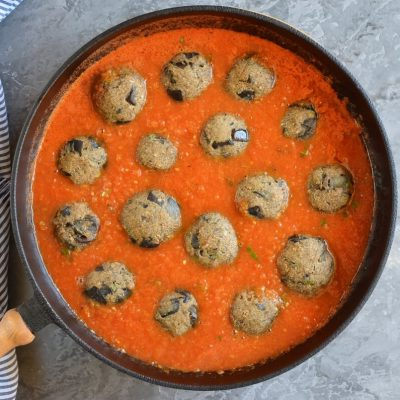 Eggplant Meatballs recipe - step 7
