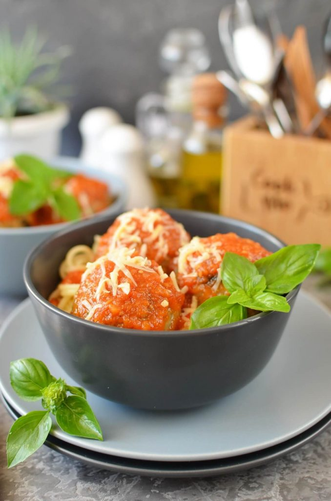 """meatballs"" for Meat-Free Monday"