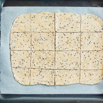 Homemade Whole Wheat Crackers recipe - step 6