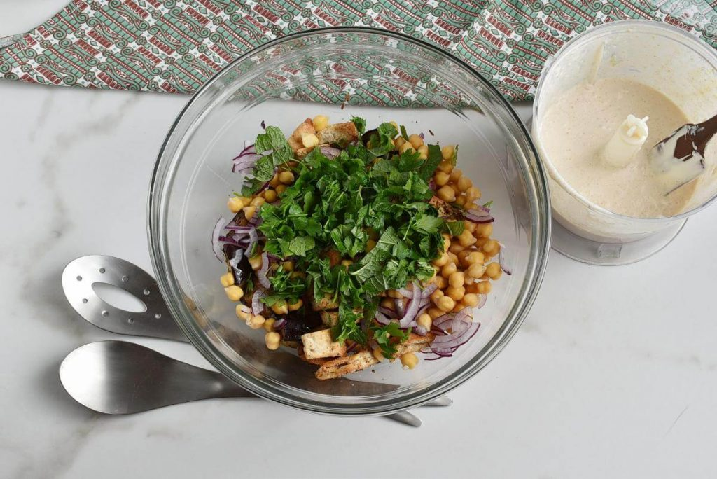 Indian Eggplant Salad recipe - step 5