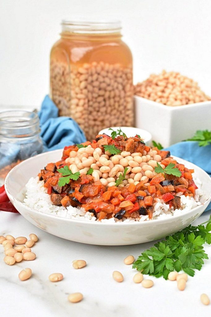 The Simplest Homemade Cooked Beans