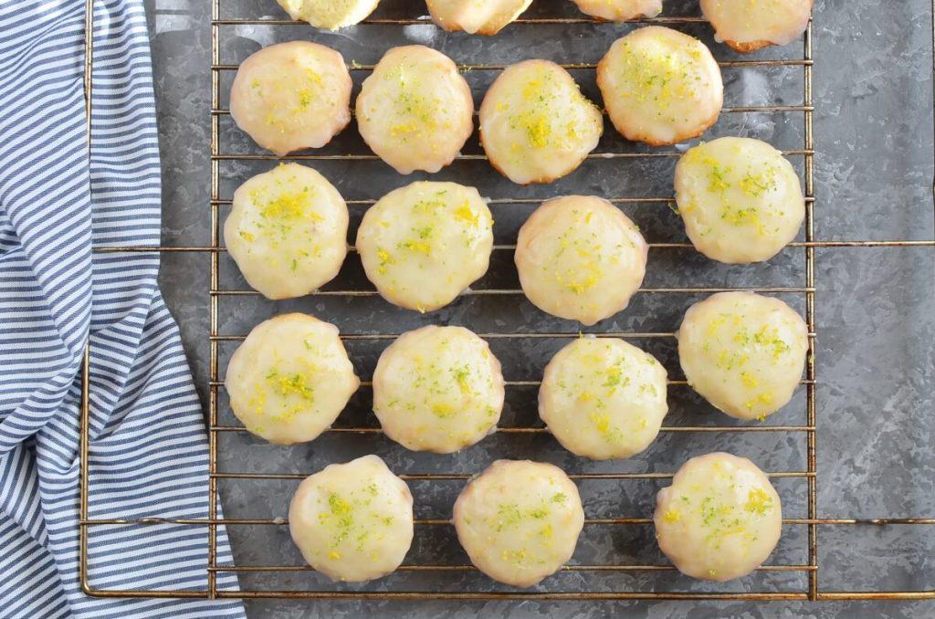 Lemon and Lime Cookie Crisps recipe - step 9